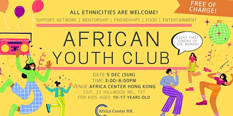 African Youth Club tickets