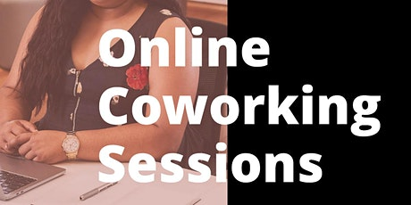 Online Coworking Sessions Tickets