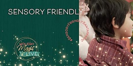 Sensory Friendly Event - Erin Mills Town Centre 12/05 tickets