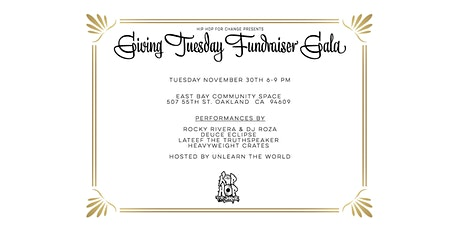 Hip Hop For Change's Giving Tuesday Fundraiser Gala tickets