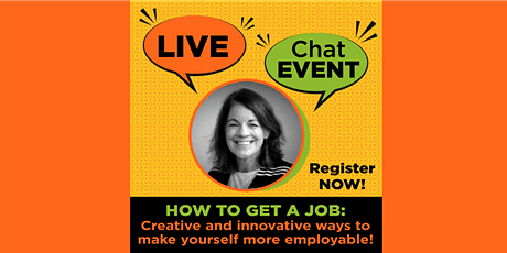 How to get a job: Creative ways to make yourself more employable! tickets