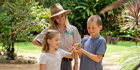 NaturallyGC Animal Treasures tickets