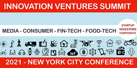 Disruptive Innovation Summit - Media, Consumer and FinTech (Live) tickets
