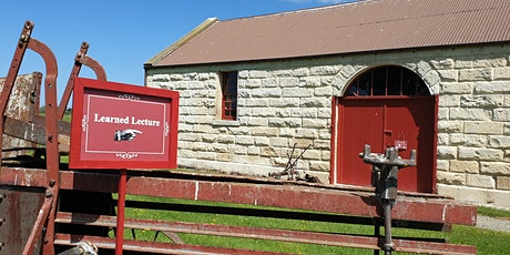 Learned Lecture at Totara Estate tickets