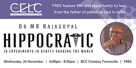 Free Community Film Night: HIPPOCRATIC tickets