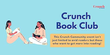 Crunch Book Club (November 2021): Memoirs & Autobiographies tickets