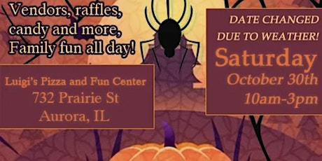 2nd Annual Trunk or Treat tickets