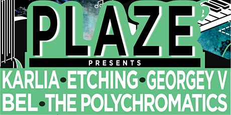 Plaze Philly Showcase tickets
