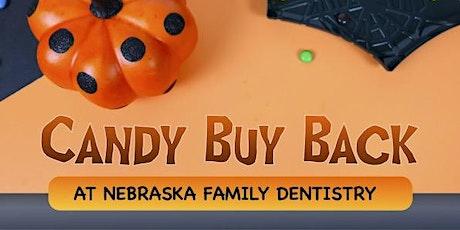 Candy Buy Back at Nebraska Family Dentistry tickets