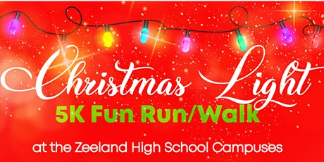 Christmas Light 5k Run/Walk tickets