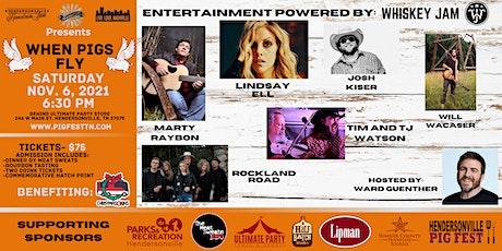 Hendersonville BBQ Fest 2021: When Pigs Fly tickets
