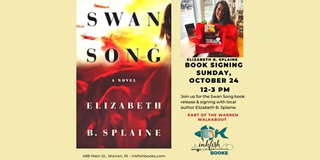 Book Signing: Elizabeth B. Splaine author of Swan Song at Ink Fish Books tickets