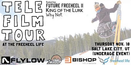 2021 Telemark Film Tour - Salt Lake City, UT (Underage Showing) tickets