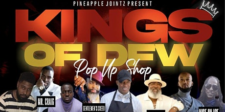 KINGS OF DFW POP UP SHOP tickets