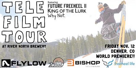 2021 Telemark Film Tour - Denver, CO World Premiere! tickets