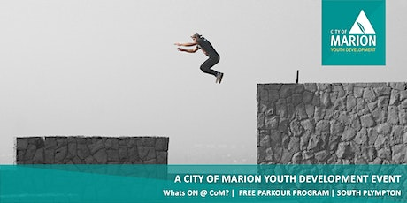 Free Parkour Program in South Plympton tickets