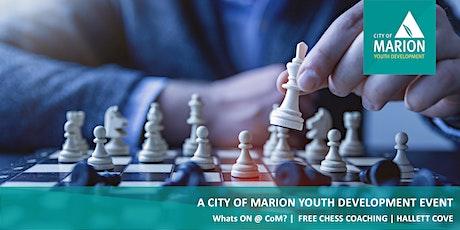 Free Chess Coaching Program tickets