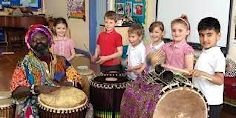 African Drumming Workshop Session 1 tickets