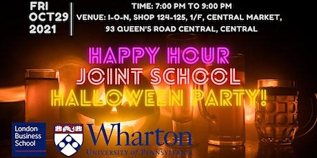 LBS x Wharton Halloween Happy Hour tickets