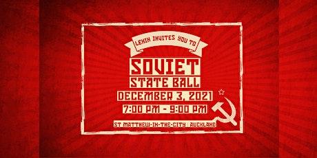 SOVIET STATE BALL tickets