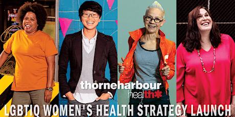 LGBTIQ Women's Health Strategy launch entradas