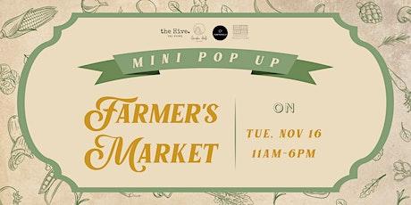 Mini Farmer's Market Pop Up! tickets