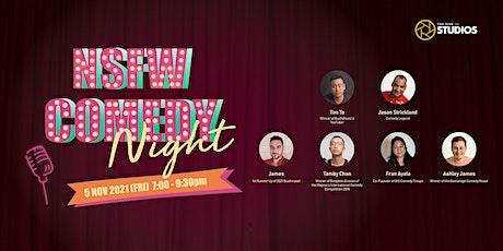 NSFW Comedy Night tickets