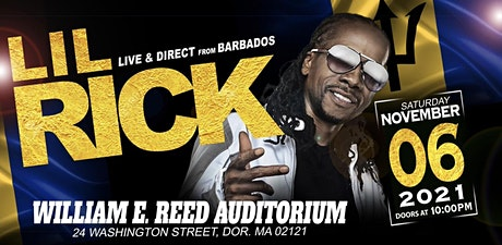Lil Rick - Live In Concert tickets