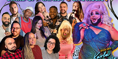 Improv and Stand-Up Comedy Halloween Show tickets