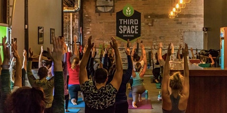 Yoga in your Third Space tickets