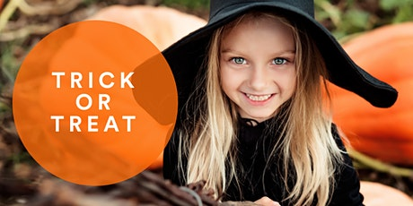 FREE* Trick or Treat Scavenger Hunt tickets