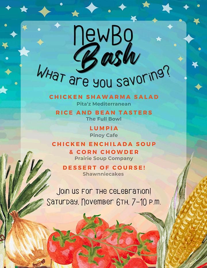2021 NewBo Bash: a night to sip & savor the Market! image