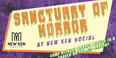SANCTUARY OF HORROR: PARANORMAL NIGHT tickets