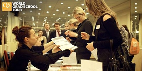 Oct 30- QS Masters Event - (New York) - Free Photo For LinkedIn tickets