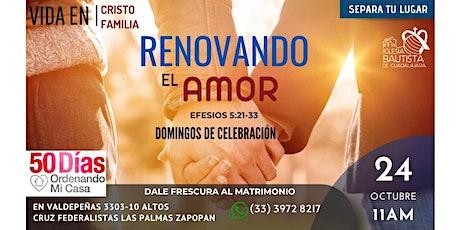 Servicio Dominical  24-10-2021 boletos