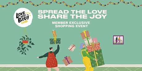 The Body Shop Hobart TAS | Christmas  2021 Member Event tickets