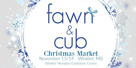 Fawn & Cub Christmas Market tickets