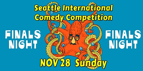 Seattle International Comedy Competition tickets