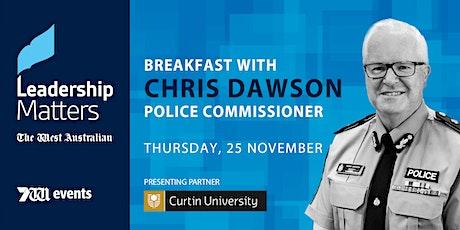 Leadership Matters: Breakfast with Chris Dawson tickets