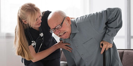 Fall Prevention Talk to Clinicians & the Elderly tickets