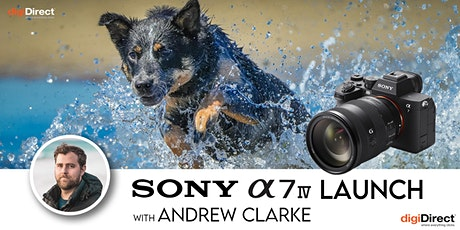 Sony A7 IV Launch Event  - Perth tickets