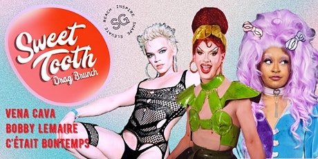 Sweet Tooth Drag Brunch tickets