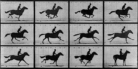 Eadweard Muybridge, Zoopraxographer screening tickets