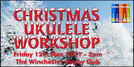Christmas Ukulele Workshop tickets
