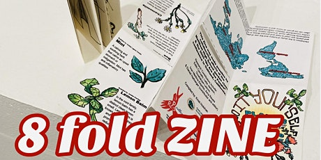 8 Fold  Zine workshop with East Bay Alternative Book and Zinefest EBABZ tickets
