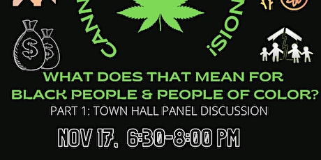 Cannabis Is Legal In IL: What Does That Mean for Black Ppl &  Ppl of  Color tickets