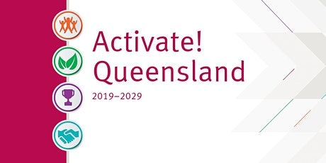 Activate! QLD Strategy Information Session - Rockhampton tickets