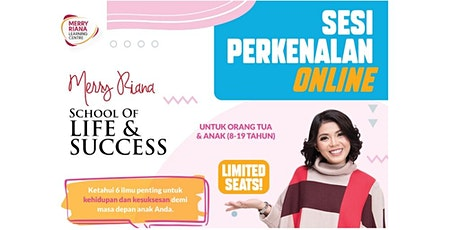 Webinar Merry Riana School of Life & Success (Bonus Trial Class) Kalimalang tickets
