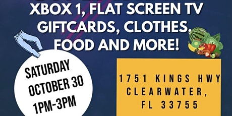 Clearwater Community Outreach tickets