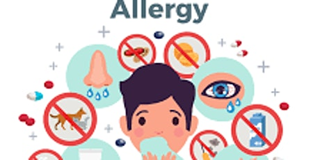 Allergy & anaphylaxis - treatments and prevention tickets
